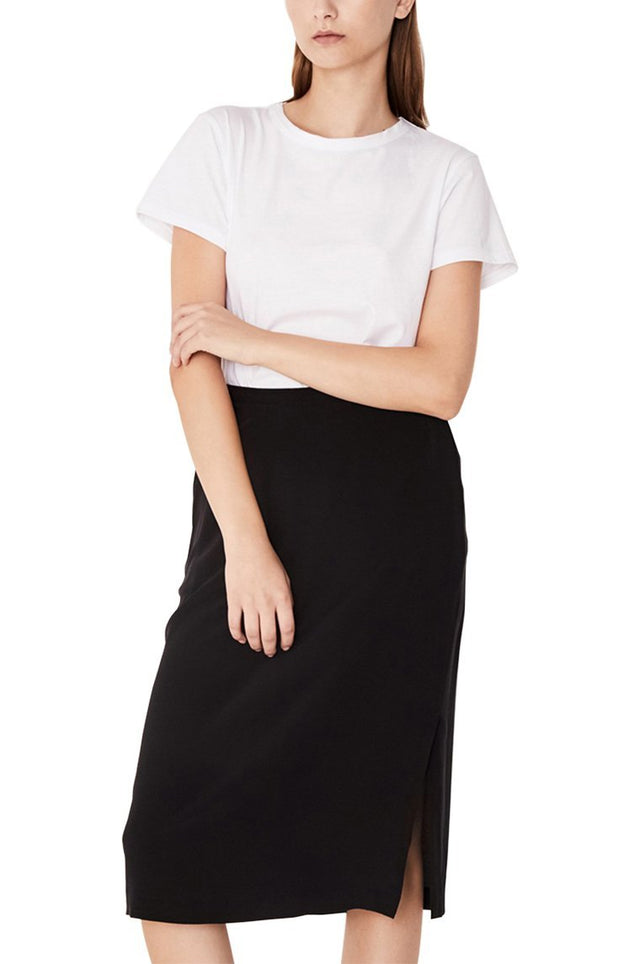 Fluent Silk Skirt