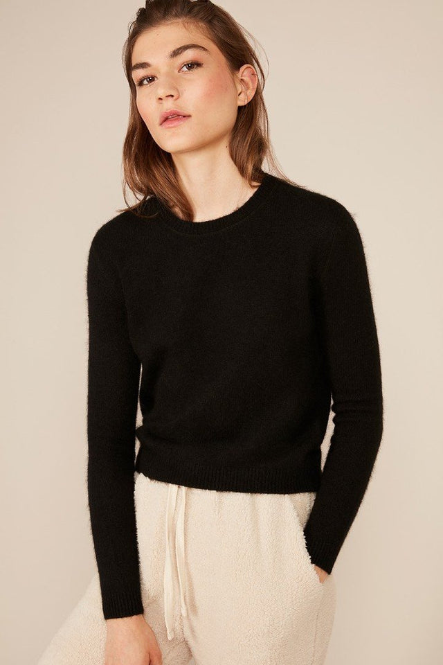 Gogo Round Neck Sweater