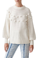 Jenny Wool Cotton Knit