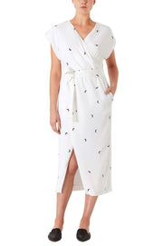 Jericho Wrap Dress