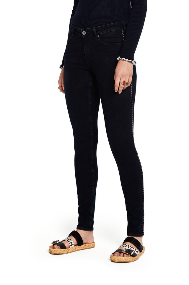 La Bohemienne Pitch Dark Jean