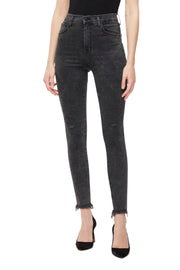 Leenah High Rise Destruct Jean