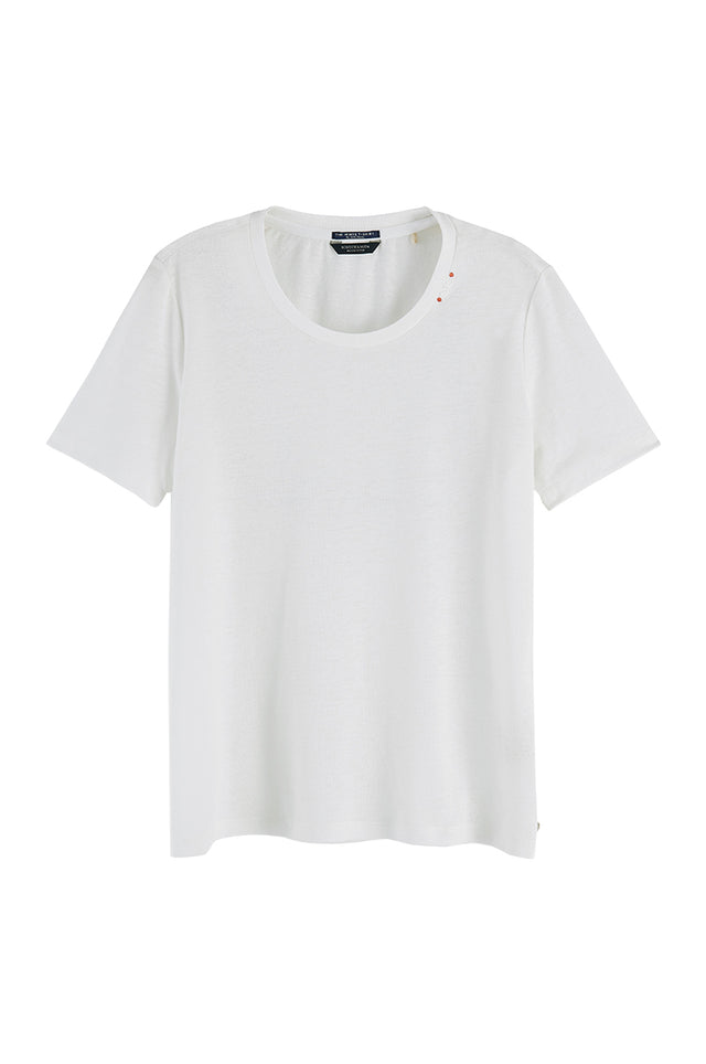 Lightweight Linen T-Shirt