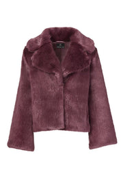 Madam Butterfly Wine Jacket