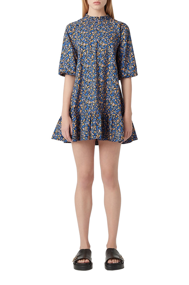 Majella Mini Shirt Dress
