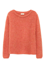 Mani Boat Neck Sweater