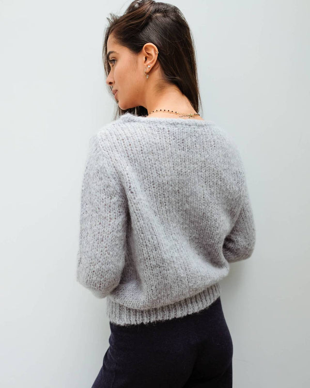 Mani Fitted Sweater