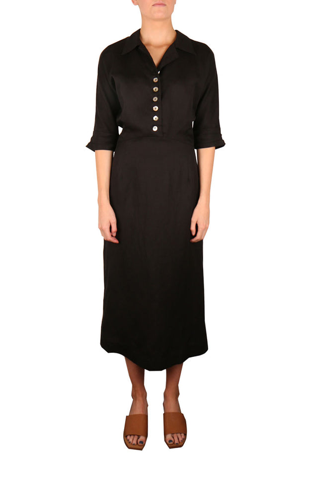 Margaux Shirt Dress