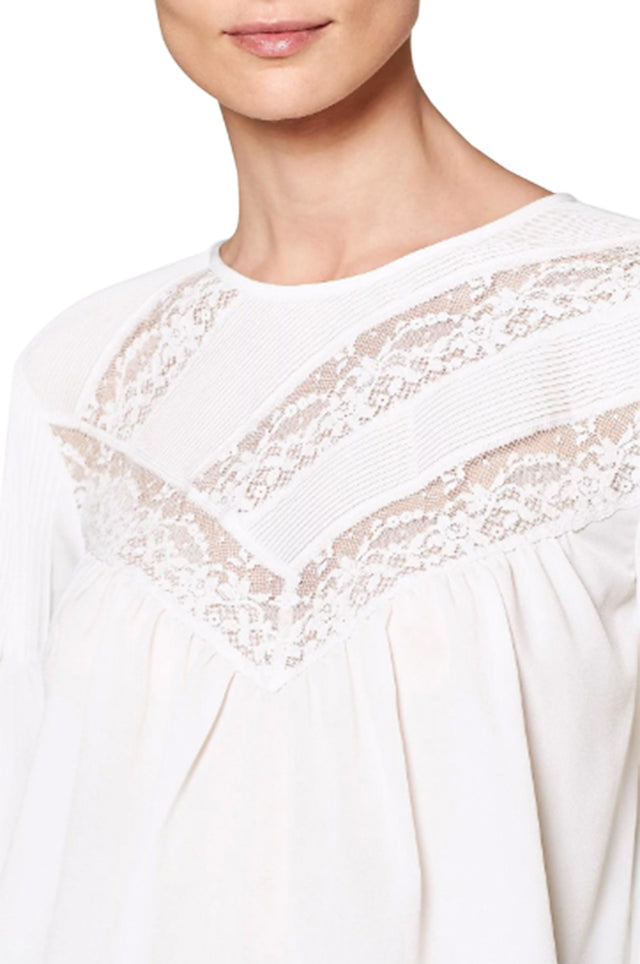 Margette Lace Top