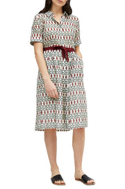 Mathis Shirt Dress
