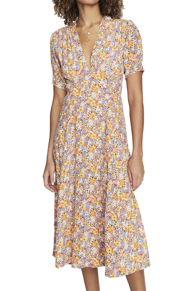 Meadows Meja Midi Dress