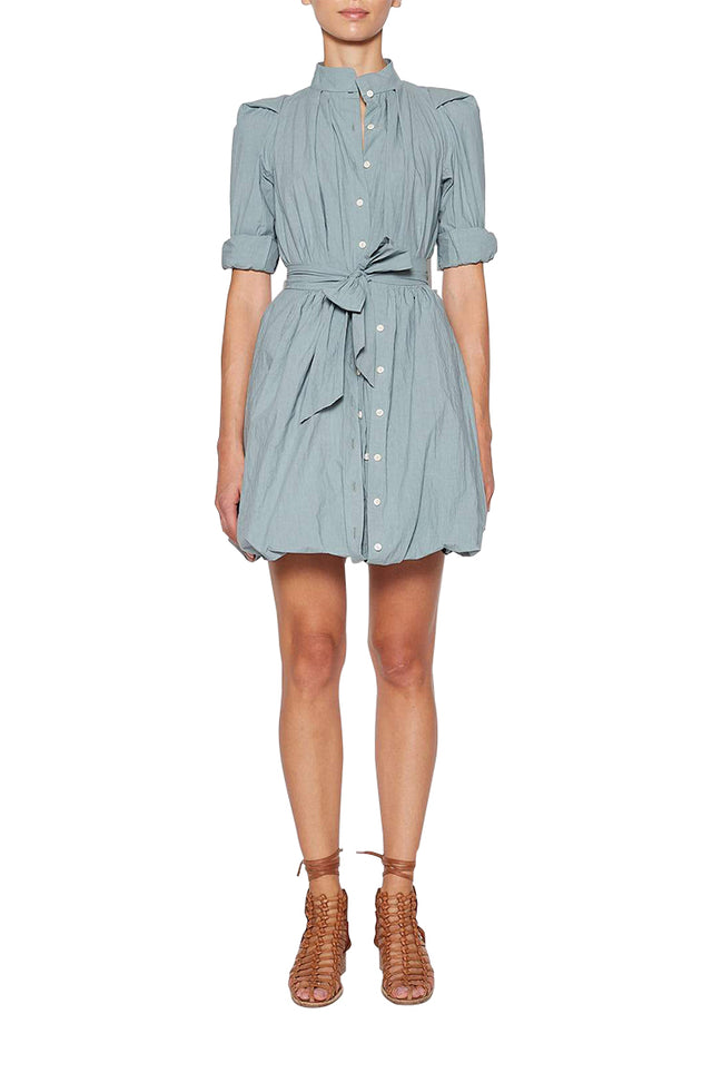 Molecule Shirt Dress