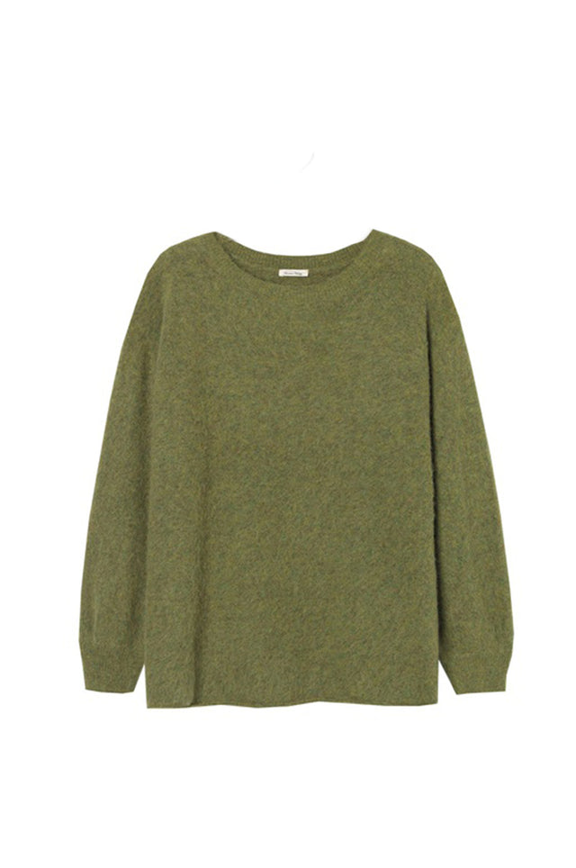 Nua Boat Neck Sweater