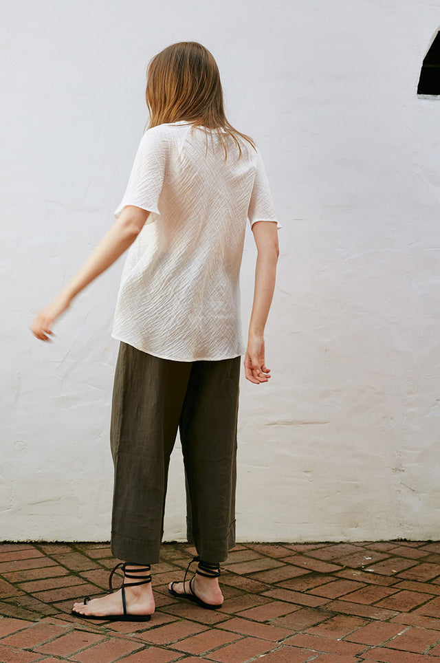 Norton Silk Textured Tee