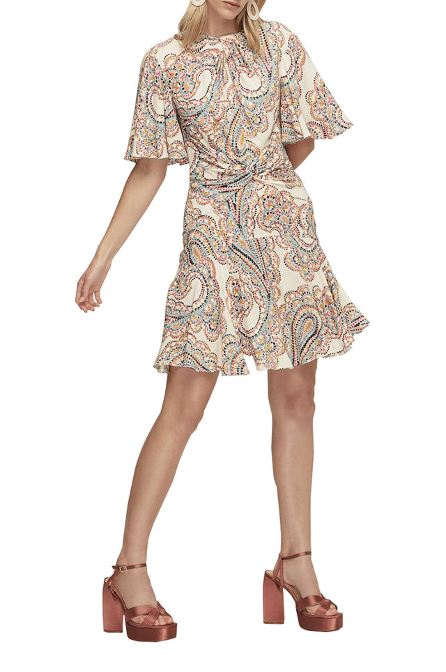 Paisley Park Mini Dress