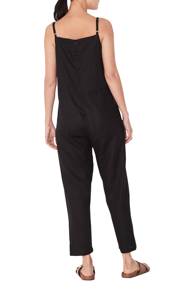 Pinafore Jumpsuit