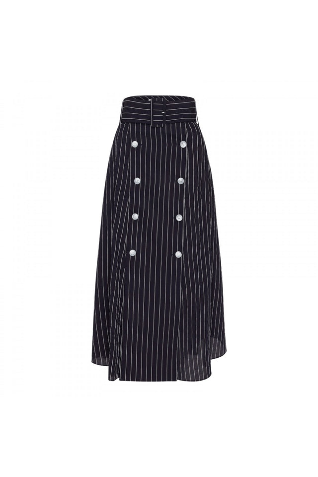 Pollino Stripe Skirt