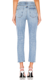 Riley High Waist Blur Jean