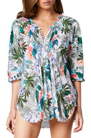 Daintree Poppy Top