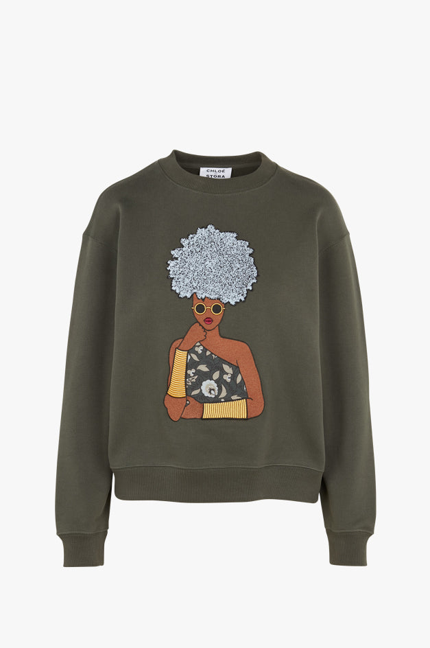 Senegal Sweatshirt