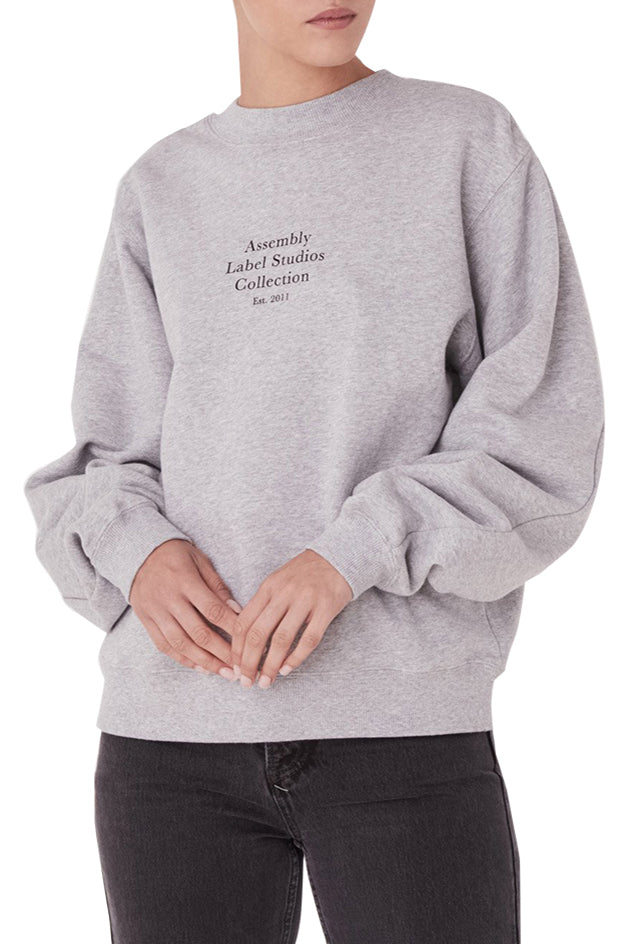 Stack Fleece Sweatshirt