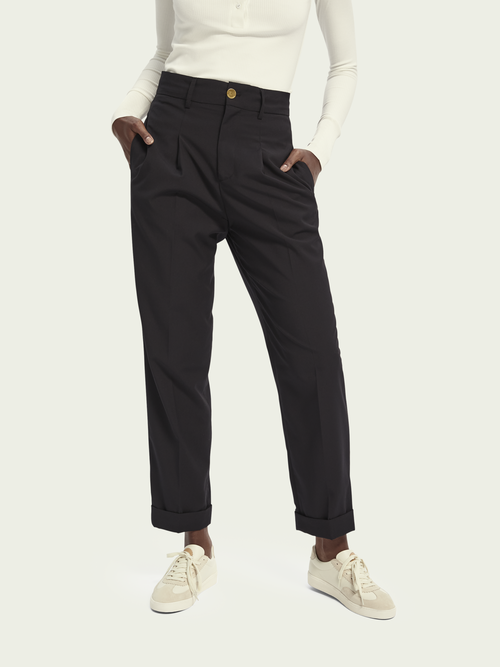Tailored High Waist Pant