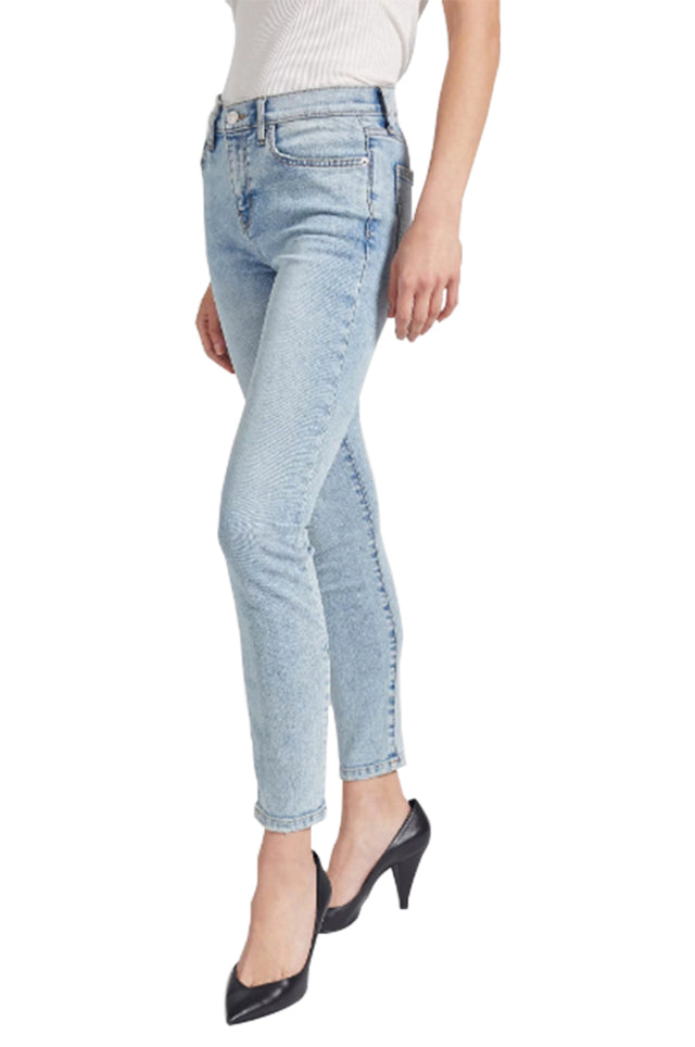 The Stiletto Blue Lake Jean