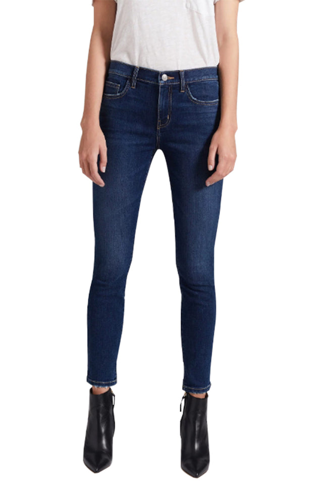 The Stiletto Indigo Jean