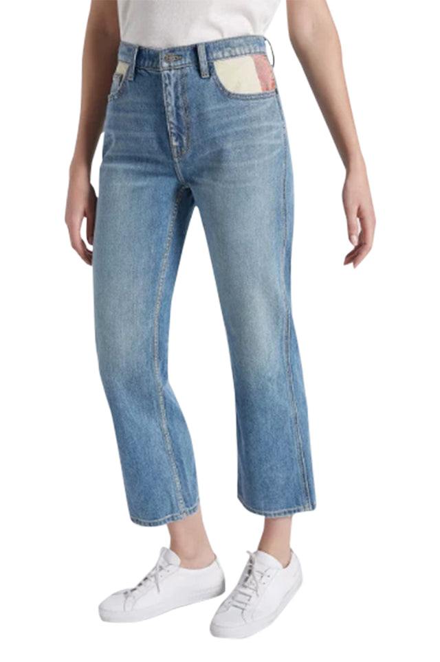 The Vanessa Straight Jean