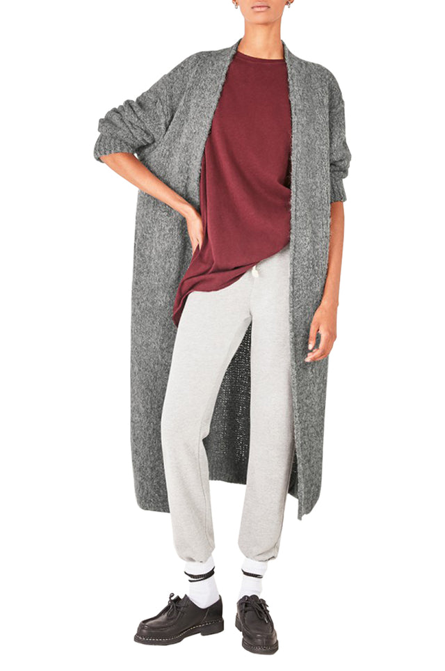 Tud Long Cardigan