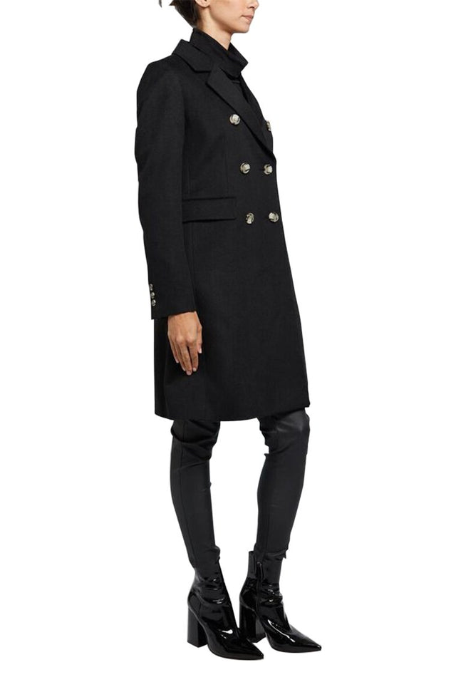 Windsor Wool Coat