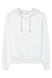 Wit Hooded Sweater