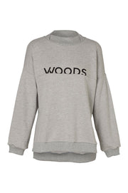 Woods Split Sweater