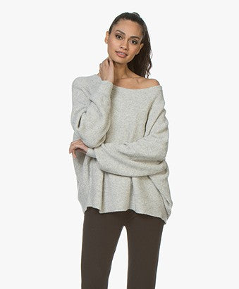 Wop Round Neck Sweater