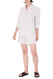 Xander Stripe LS Shirt
