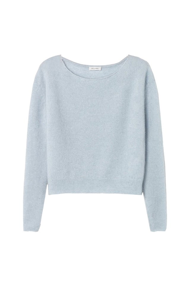 Zabi Boat Neck Sweater