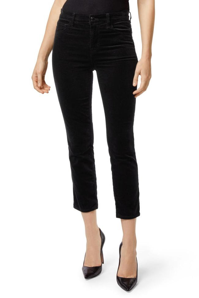 Ruby High Rise Cigarette Pant
