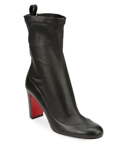 Christian Louboutin Gena 85 Leather Booties