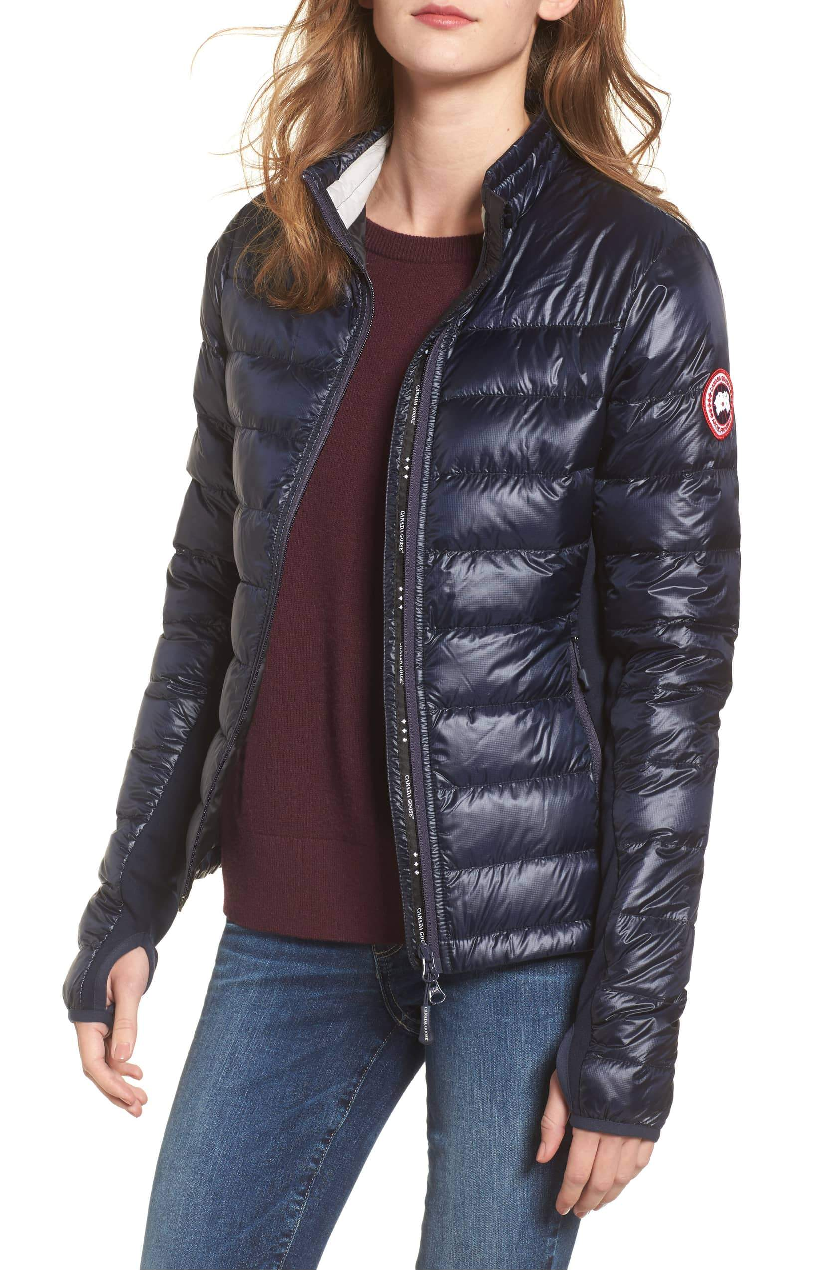 Canada Goose Hybridge Lite Mixed Media Jacket