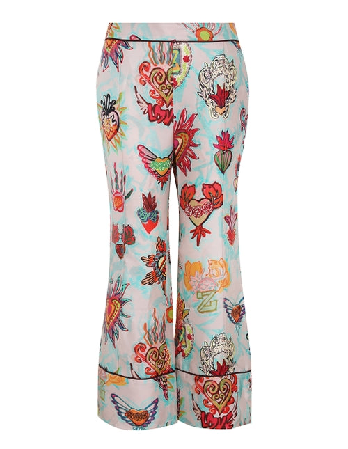 Zimmermann Lovestruck Relaxed Pant