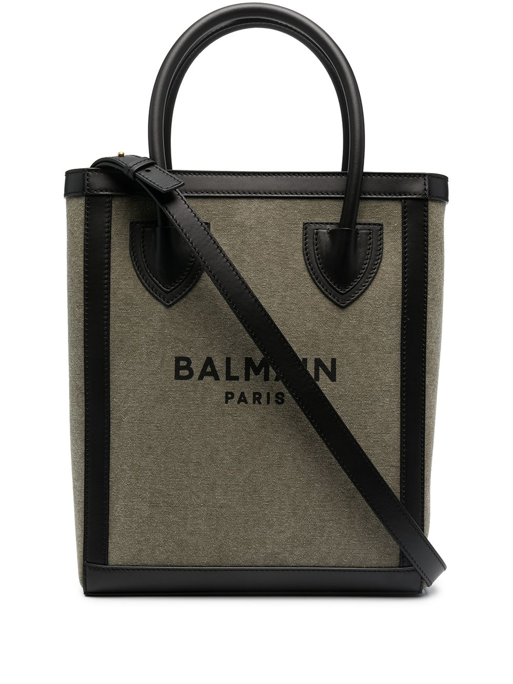 Balmain East West Logo Tote