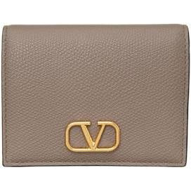 Valentino Flap French Wallet