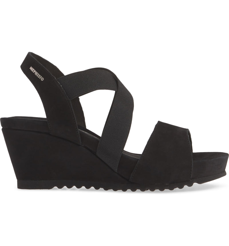 Mephisto Guiliana Wedge Sandal