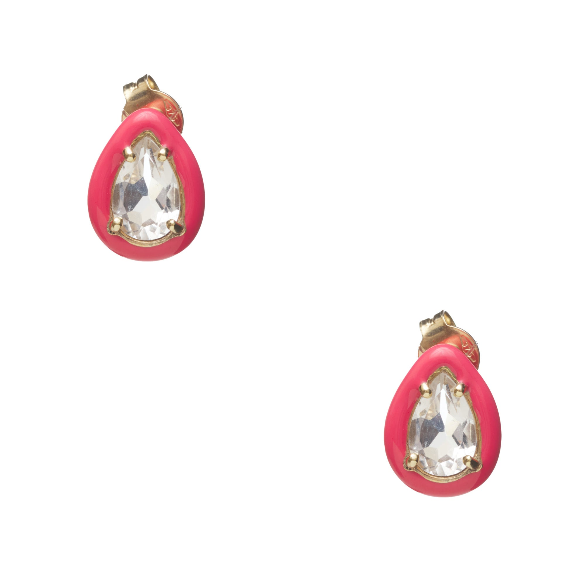 Bea Bongiasca GUMDROP STUD EARRINGS