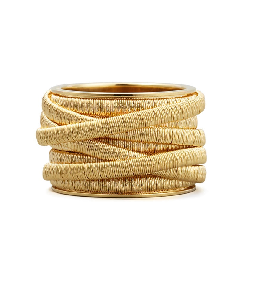Marco Bicego Cairo 18k 9-Strand Ring