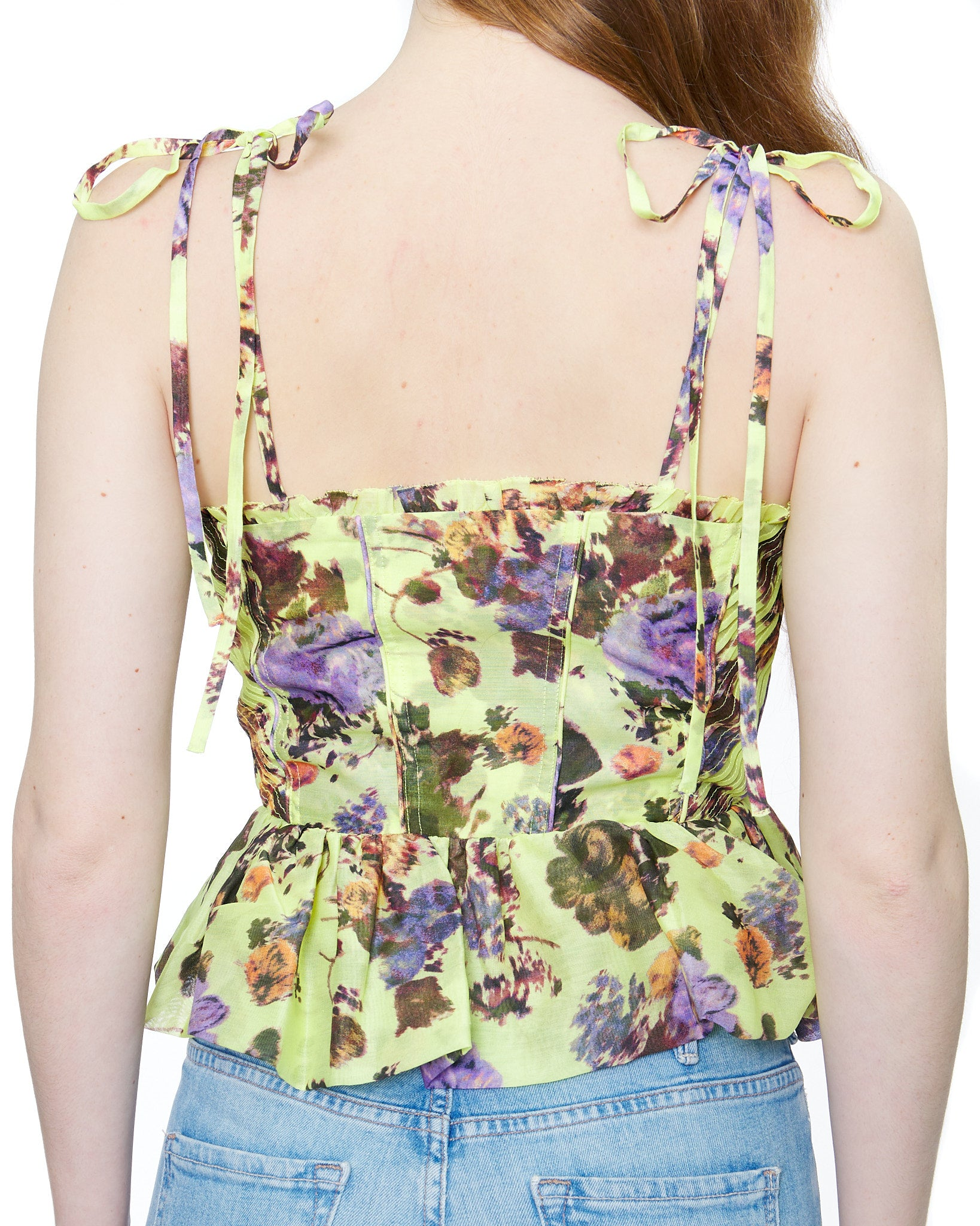 Ulla Johnson Effie Top