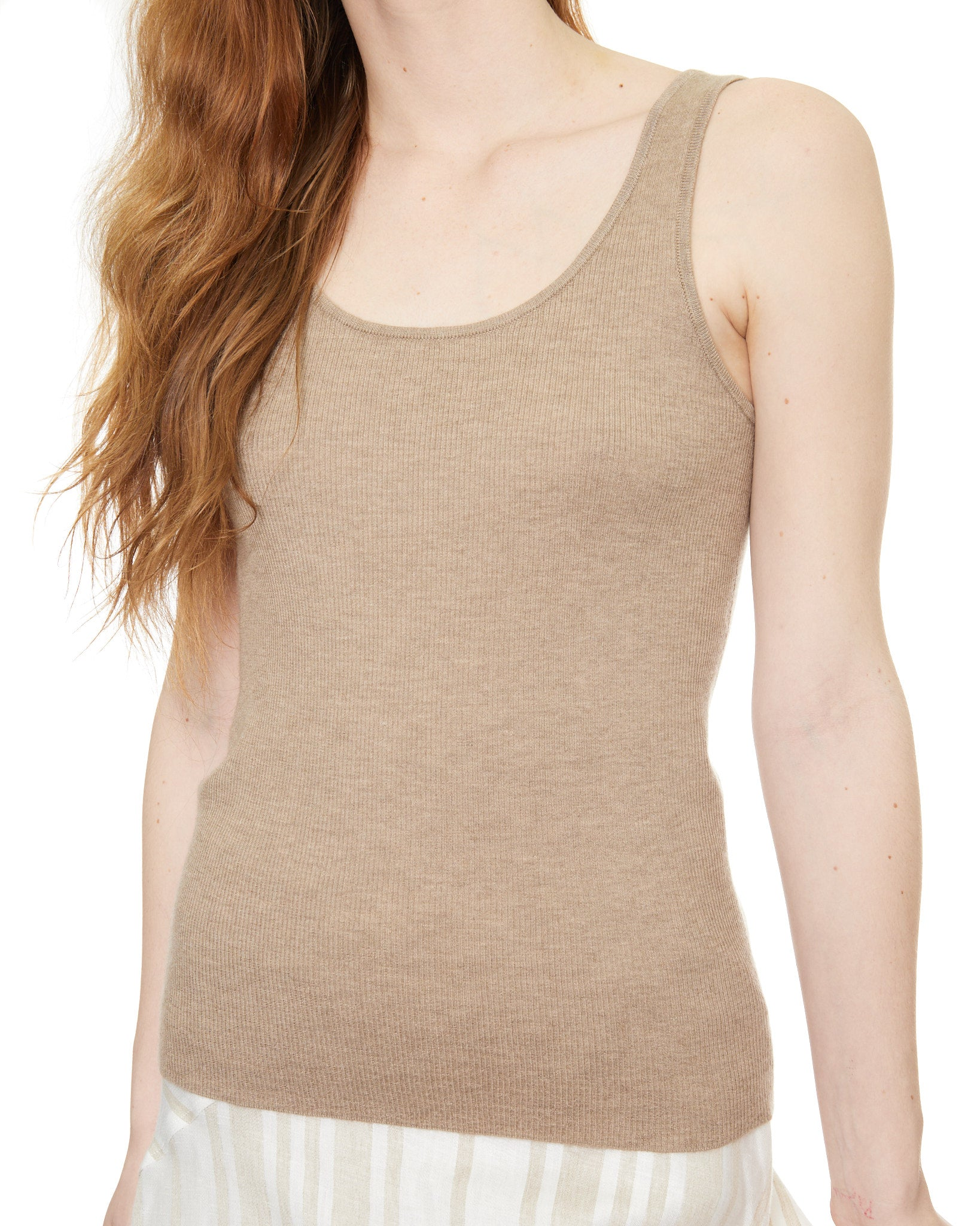 CO SWEATER TANK