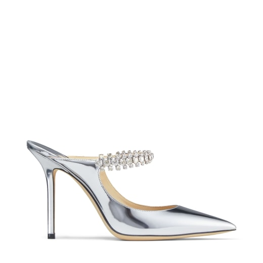 Jimmy Choo Bing Leather Mule