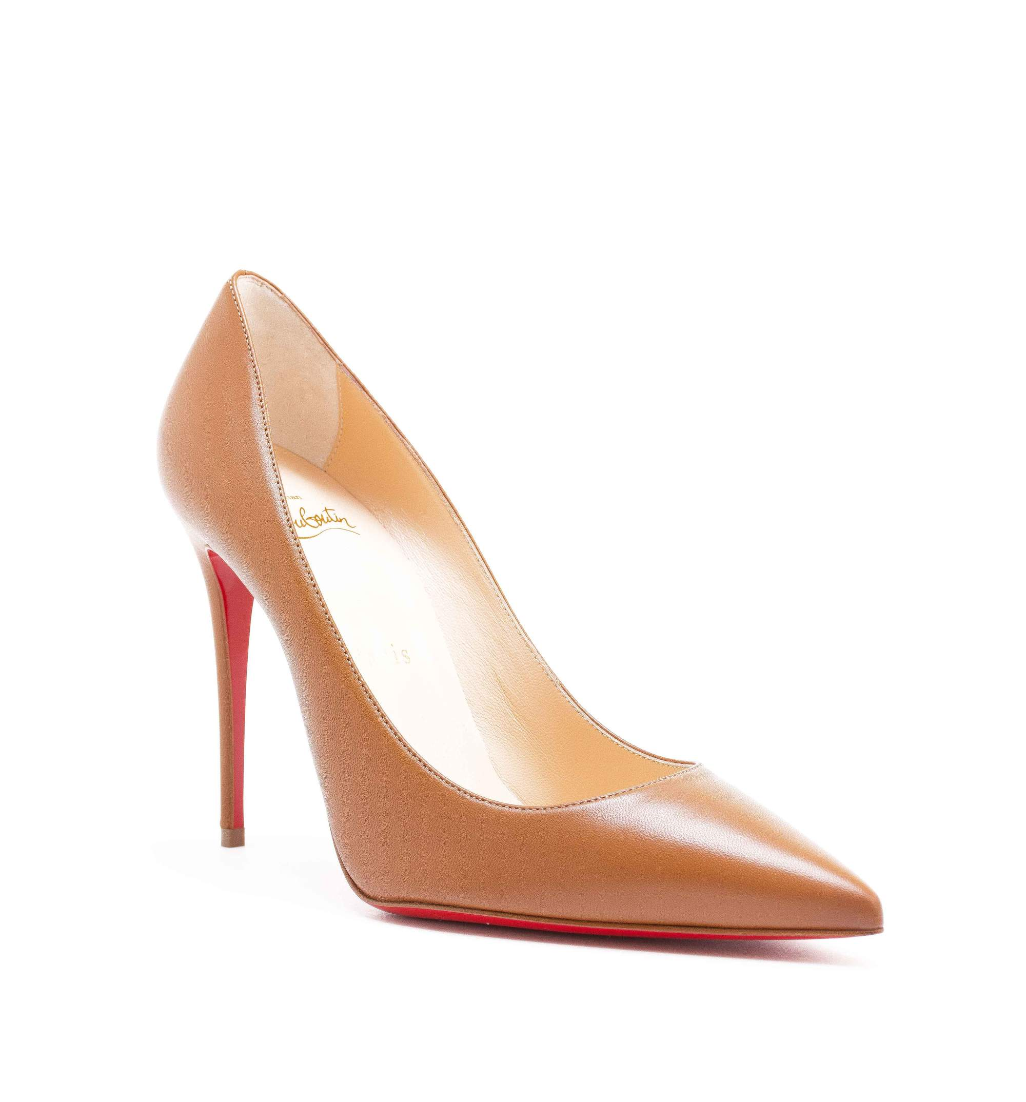 CHRISTIAN LOUBOUTIN KATE POINTY TOE PUMPS