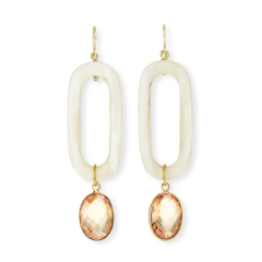 Ashley Pittman Uchawi Drop Earrings